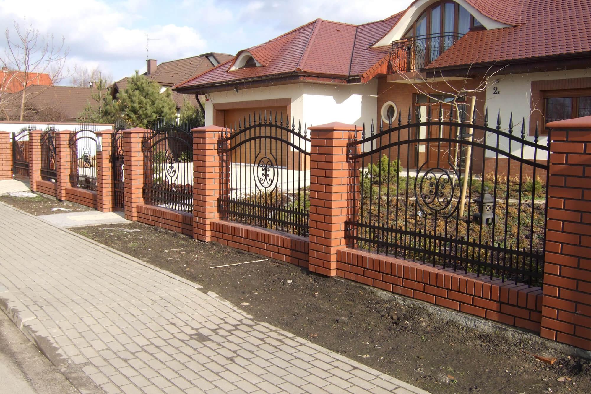 ogrodzenia murowane wrocław